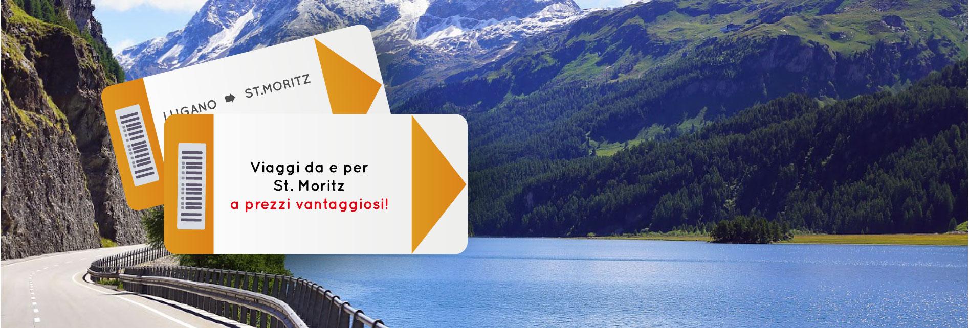 Viaggi da e per St Moritz a prezzi vantaggiosi